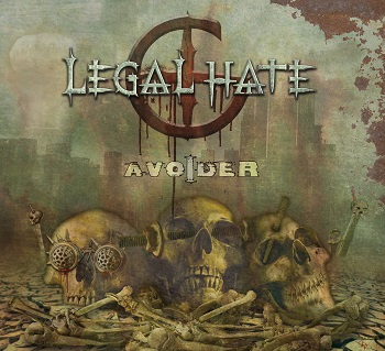 LEGAL HATE - Avoider 350 x 319