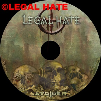 LEGAL HATE - Lack Of Lies 7 350 x 350