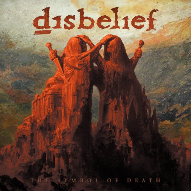 "Disbelief - ""The Symbol Of Death"""