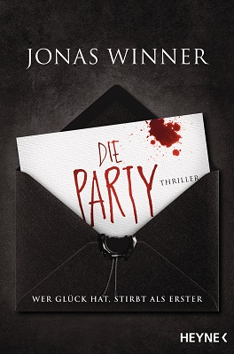JONAS WINNER - Die Party