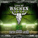 Various Artists: Live at Wacken 2016
