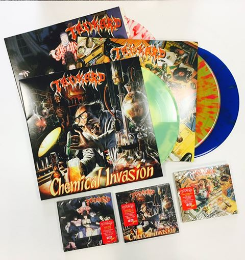 Tankard – Chemical Invasion (Deluxe Edition)
