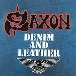 Saxon – Denim and Leather (Vinyl Reissue)
