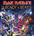 Iron Maiden – Legacy Of The Beast (Mobile Game)