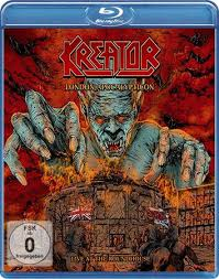 Kreator – London Apocalypticon (DVD)