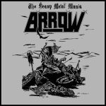 Arrow – The Heavy Metal Mania / Master Of Evil (Vinyl Re-Release)