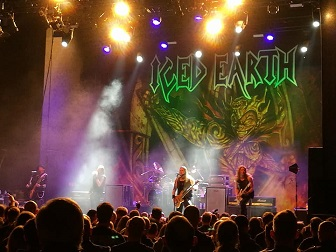 Iced Earth, Freedom Call, Metaprism (Wiesbaden 2018)