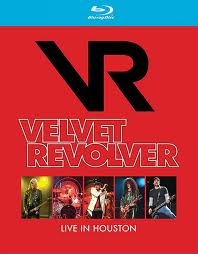 Velvet Revolver  Live in Houston